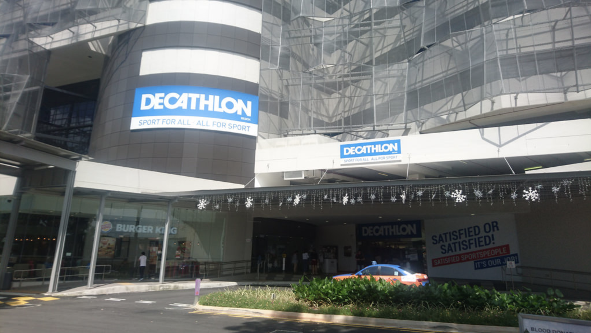 Decathlon Singapour