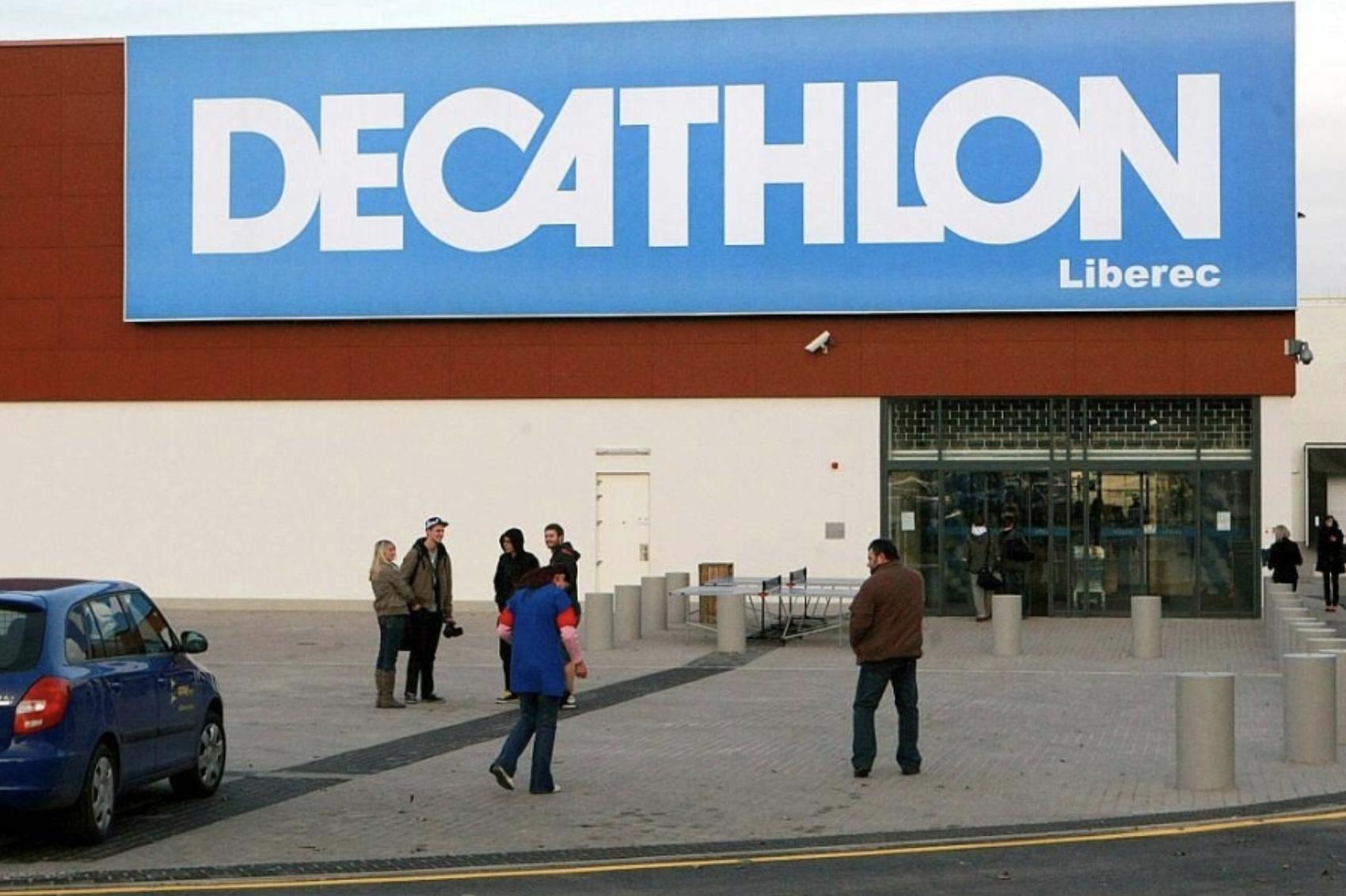 Decathlon Liberec