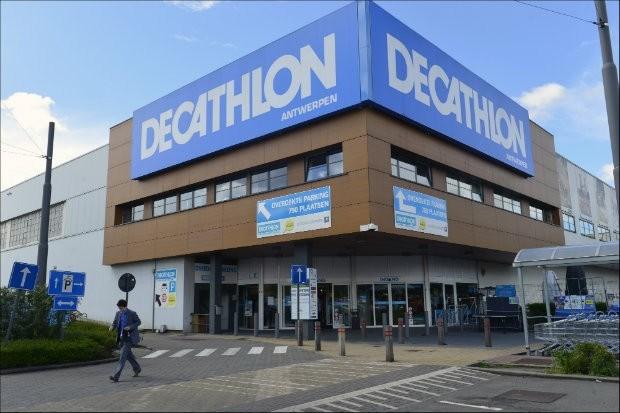 decathlon belgique