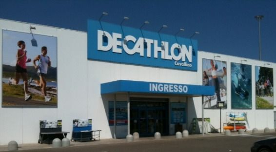 Decathlon Italie