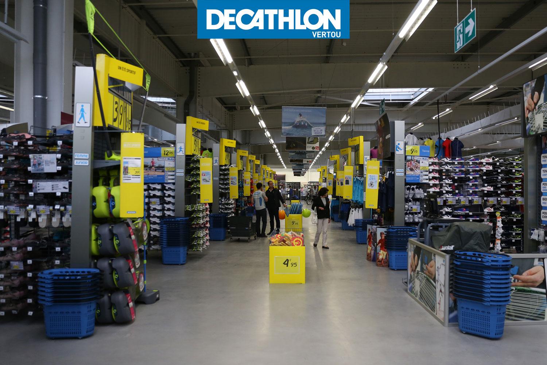 Magasin decathlon montreuil - Decathlon porte de montreuil horaires ...