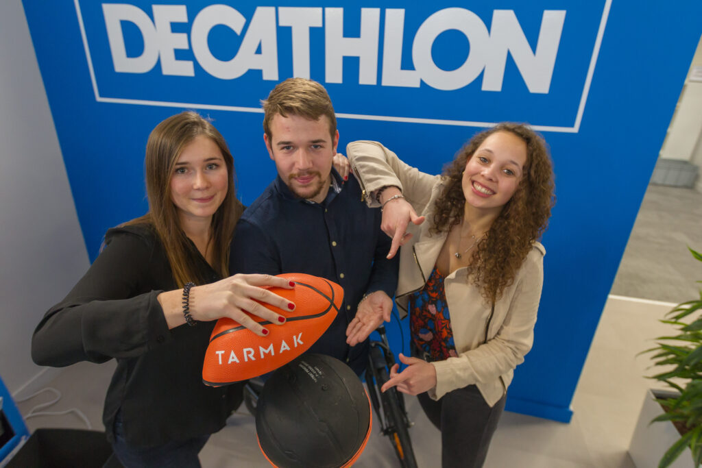 Business Game saison 7 - Decathlon
